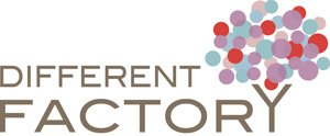 Logo-Different Factory-rectangle