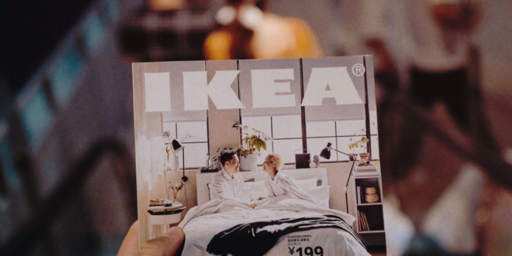 Exemple Parcours Client Ikea